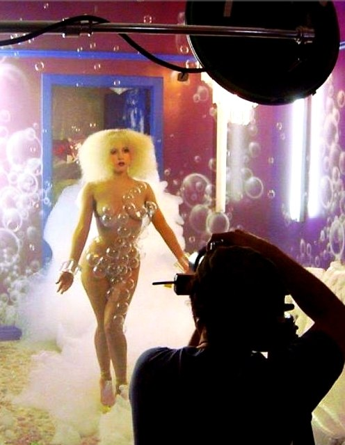 Lady gaga david lachapelle where logic?